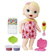 Baby Alive - Snackin / Snackin' Lily (Blonde)