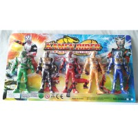 Mainan Action figure Kamen rider dragon knight