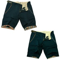Jual Celana Chino Pendek Katun Stik Balik Import Murah