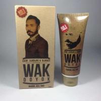 Wak doyok cream / krim | Penumbuh Rambut / Kumis/Jenggot + Free sisi