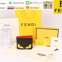Jual Wallet / Dompet Fendi Mirror 1:1 Quality Grade Impor (W FEN 1) Murah