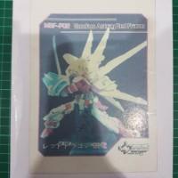 Model Legend Flight Unit Backpack for MG 1/100 Gundam Astray Red Frame