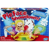 MAINAN CREAM GAME FUN DOUBLE PIE FACE SHOWDOWN GAMES
