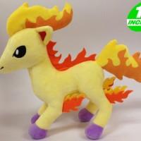 077 Ponyta 33cm Boneka Pokemon
