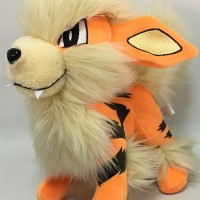 059 Boneka Arcanine 32 cm Boneka Growlithe Boneka Pokemon