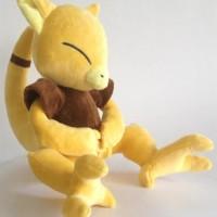 063 Boneka Abra Boneka Kadabra Boneka Alakazam 33 cm Boneka Pokemon