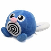 060 Boneka Poliwag 15cm Boneka Poliwhirl Boneka Pokemon