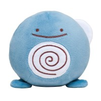 061 Boneka Poliwag 15cm Versi Ditto Boneka Poliwhirl Boneka Pokemon