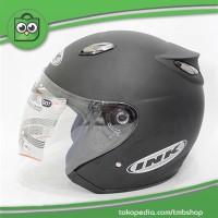 Jual BEST SELLER Helm Best 1 Hitam doff Model INK Centro Murah