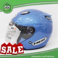 Jual [SALE] Helm Best 1 BLUE NAVY Model INK Centro Murah