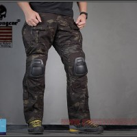 Celana Emerson tactical combat pants G3 trousers with kneepad