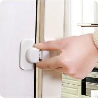 Safety Lock Kulkas Lemari - White