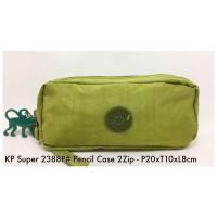 Dompet Import Kipling Pencil case 2Zip 2388P 5