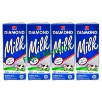 harga Susu Uht Diamond Full Cream 1 Karton (12 Pcs) Tokopedia.com