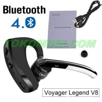 Jual NEW! Headset Bluetooth Voyager Legend V8 Jabra Plantronics Murah