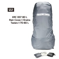 Rain Cover Jas Hujan Tas Pelindung Tas Trekking AKRC 00780 L 1