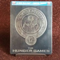 Jual Steelbook - The Hunger Games (District12 Cover) Murah