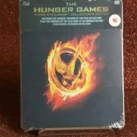 Jual Steelbook - The Hunger Games (Logo Cover) Murah