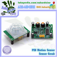 Jual HC-SR501 PIR Motion Sensor Gerak Module Arduino Raspberry Pi Murah