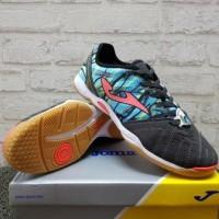 Sepatu Futsal Joma Superflex 712 Blue Grey