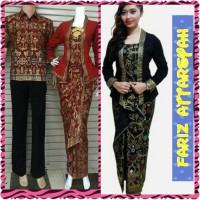 Harga baju muslim batik couple sarimbit ehs seragam pesta hijab | Pembandingharga.com