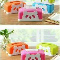 Jual Tempat / Kotak Tisu Tissue Tissu Tisue Panda Murah