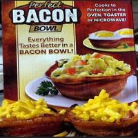 SPECIAL Perfect Bacon Bowl TERMURAH