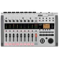 Zoom R24 Multitrack Recorder Interface Controller Sampler