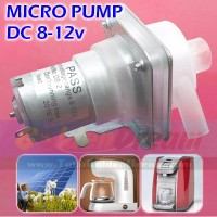 Micro Pump DC Water Pompa Air Kecil Dispenser Juicer Kopi Aquarium Lab