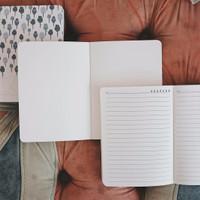 Limited Meeting You Mixed Notebook / Buku Catatan Kertas Campur