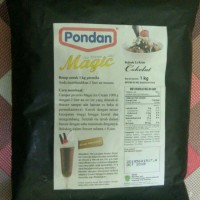 Jual bubuk ice cream PONDAN BULKY 1 KG COKLAT Murah