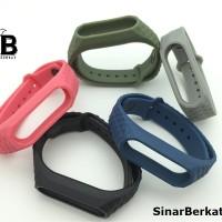 harga Miband 2 / Mi Band 2 Strap Silicon Textured Tokopedia.com