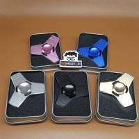 Fidget Spinner Aluminium Alloy Hand Spinner Fidget Toys Besi Premium