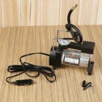 Pompa Ban Mini Tekanan 100PSI - Heavy Duty Air Compressor 12V DC