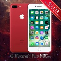 iPhone 7 Plus HDC Pro 64GB | RED | 4G LTE | REAL FINGERPRINT