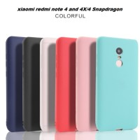 Jual Case Xiaomi Redmi Note 4 dan Note 4X / 4 Snapdragon Ultra Thin Premium Murah