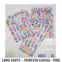 Baju Tidur Anak - Princess Kawaii Kids Pajamas - Size Besar