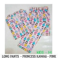 Baju Tidur Anak - Princess Kawaii Kids Pajamas - Size Kecil
