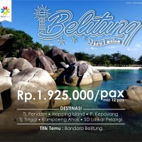 BELITUNG 3H2M | Privat Tour