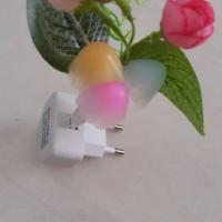 Jual Lampu Tidur Bunga LED Avatar, Sensor Cahaya Murah