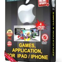 Aplikasi Game IPAD IPHONE DVD IPAD DVD IPHONE DVD