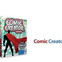 software desain kartun komik & manga Summitsoft Comic Creator v1