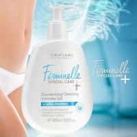 Feminelle Special Care+ Deodorising Cleansing Intimate Gel [Oriflame]