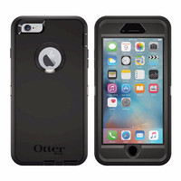 Jual CASING IPHONE 7 & IPHONE 7 PLUS/ 7 + OTTERBOX DEFENDER CASE/ANTI SHOCK Murah