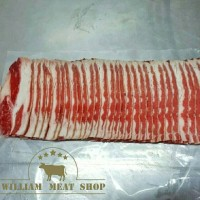 Daging Slice Shortplate US