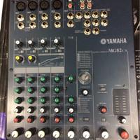 mixer yamaha mg 82 cx