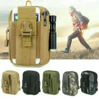 Tas Dompet Pinggang - Army Style - Outdoor
