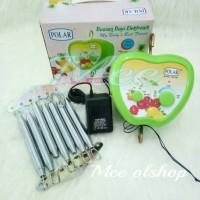 Jual mesin ayunan bayi merk polar model apel type timer Murah
