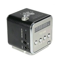 MBOX TDV26 Speaker Mini + Radio FM
