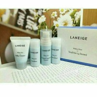 Jual LANEIGE - White Dew Trial Kit ( 4 Items ) Murah